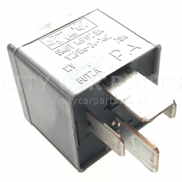 5M5T-14B192-EA New Genuine Land Rover Jaguar Volvo 4-Pin Grey Relay V23136-J4-X62